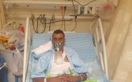 סלאמה אבו סהיבאן, הוכה על ידי שוטרים