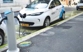 מיזם הרכב החשמלי בחיפה