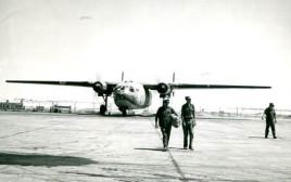 מטוס ישן, הכוח האווירי העברי, תמונת ארכיון