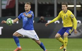 איטליה מול שבדיה