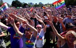 אישור נישואים חד מיניים באוסטרליה