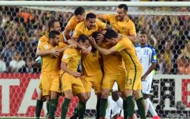 נבחרת אוסטרליה בכדורגל