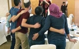כנס צעירים מאזורי העימות