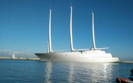 יאכטת המפרשים הגדולה ביותר בעולם