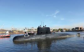הצוללת הארגנטינאית שנעלמה