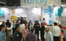 """הביתן הטורקי, שבוע האוכל בת""""א"""