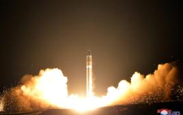 שיגור הטיל הצפון קוריאני