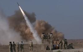 לוחמים איראנים