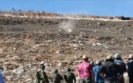 העימותים ליד הכפר קוצרא