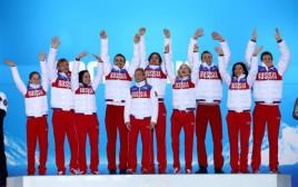 ספורטאים רוסים