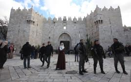 שער שכם בירושלים