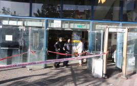 פיגוע דקירה בתחנה המרכזית בירושלים