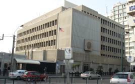 השגרירות האמריקאית בתל אביב