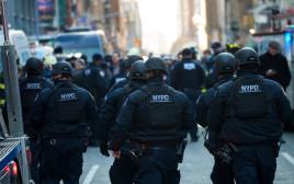 משטרת ניו יורק, סמוך לזירת הפיגוע