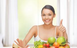 אוכל בריא, אילוסטרציה