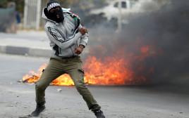 """עימותים בין צה""""ל לפלסטינים"""