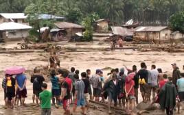 שיטפונות בפיליפינים