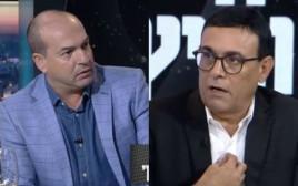 רוני מאנה ואייל ברקוביץ'