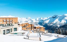המועדון Grand Massif Samoens Morillon