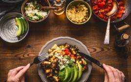 ארוחה בריאה, אילוסטרציה