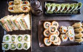 קומבינציות סושי במסעדה קיושי סושי בר בגבעת ברנר