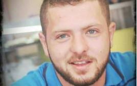 המחבל מהפיגוע בחוות גלעד אחמד נסר ג'ראר
