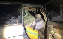 הברחת סמים שהסתיימה בהרוג, גבול מצרים