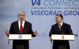 נתניהו וויקטור אורבן, ראש ממשלת הונגריה