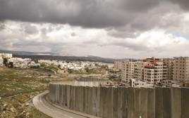 גדר ההפרדה במזרח ירושלים