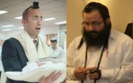 הרב איתמר בן גל והרב רזיאל שבח