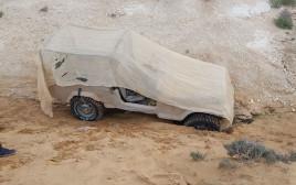 הרכבים הצבאיים שנתפסו