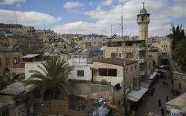 מסגד בעיר העתיקה בירושלים
