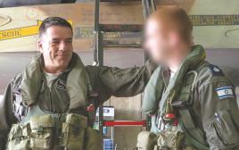 טייס ה-F-16 ומפקד חיל האוויר