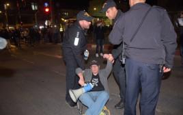 שפי פז נעצרה על ידי המשטרה