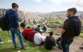 בית העלמין סמבוסקי, ירושלים