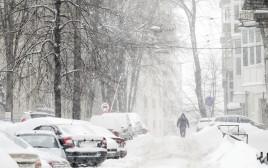 גל קור באוקראינה