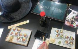 """סושי של מסעדת """"סואי סושי"""""""