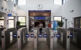 תחנת הרכבת בכרמיאל
