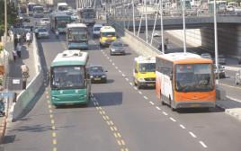 תחבורה ציבורית, אוטובוסים