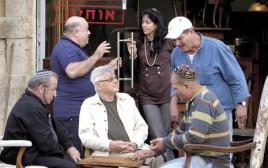 מנחם תלמי והג'מעה ב-2009