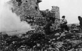 מבצע נחשון, 1948