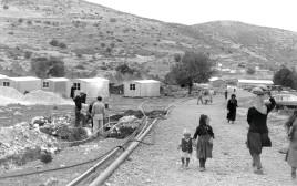 מעברת פראדיה, תחילת שנות ה־50