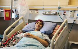 רזאן לאחר הניתוח