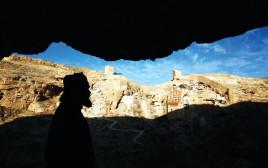 נזיר במנזר בהרי יהודה