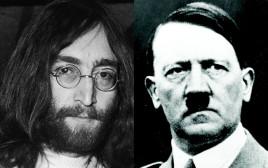 אדולף היטלר, ג'ון לנון