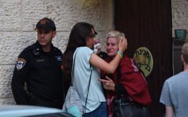המכינה בתל אביב ממנה יצאו הצעירים שנפגעו בשיטפון