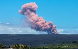 התפרצות הר געש בהוואי