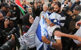 עימותים בשער שכם בירושלים