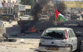 מהומות במחסום קלנדיה