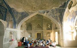 בית הכנסת בהראט, אפגניסטן
